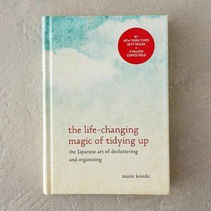 The Life Changing Magic of... Marie Kondo